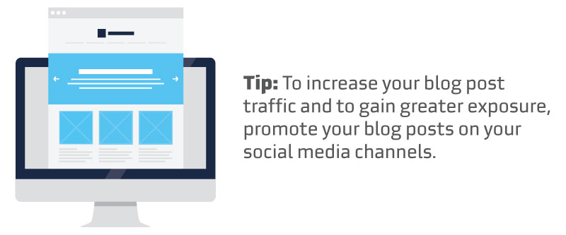 Tips to increase blog traffic
