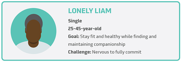 Lonely Liam Persona