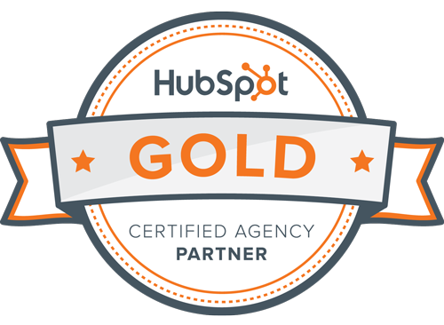 HubSpot Gold Certified Agency Partner in Kansas City