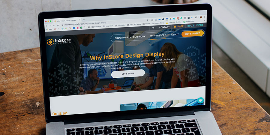 A New Website Revealed a Manufacturer's Re-energized Mission & Innovative Solutions