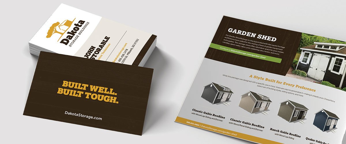 Rebrand and Expand: How Modern Marketing Is Helping a Shed Manufacturing Business Grow