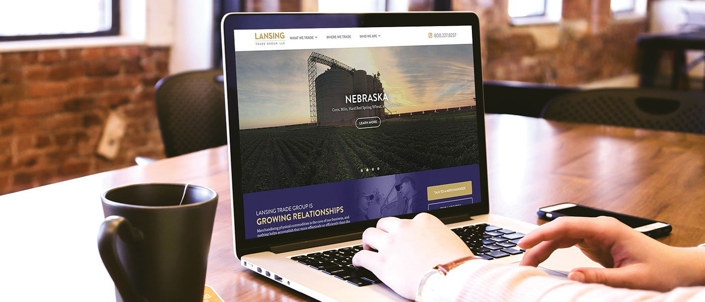 Empowering Clients and Attracting Talent with a Modern Agribusiness Website